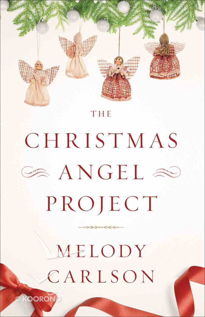 The Christmas Angel Project eBook