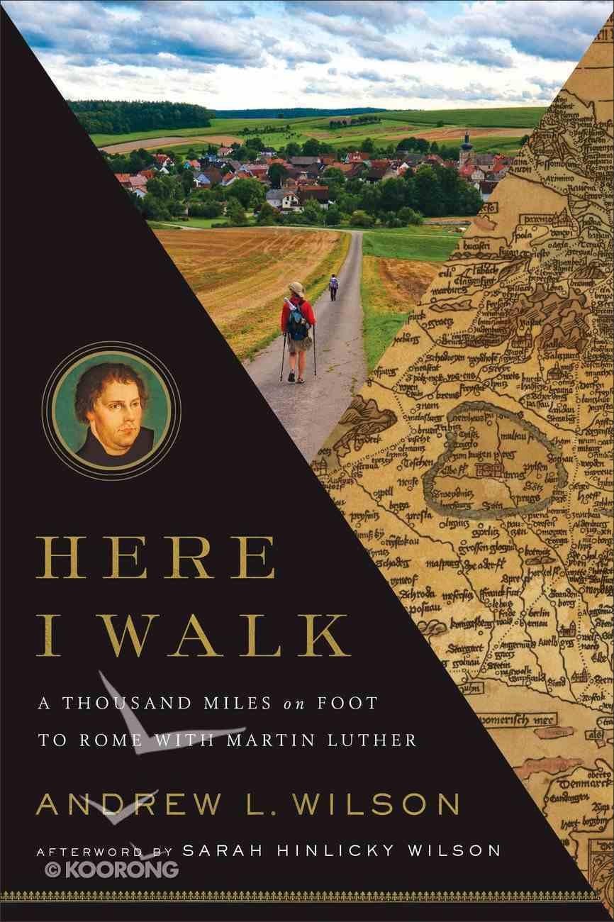 Here I Walk eBook