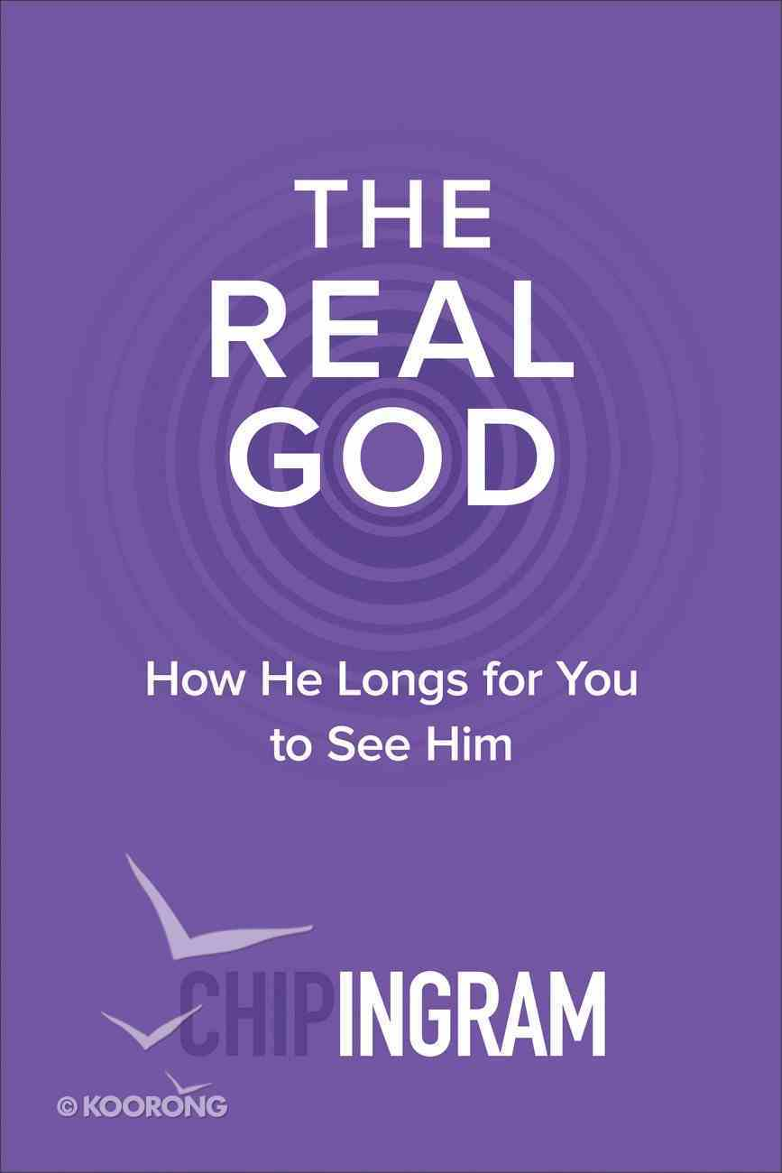 The Real God eBook