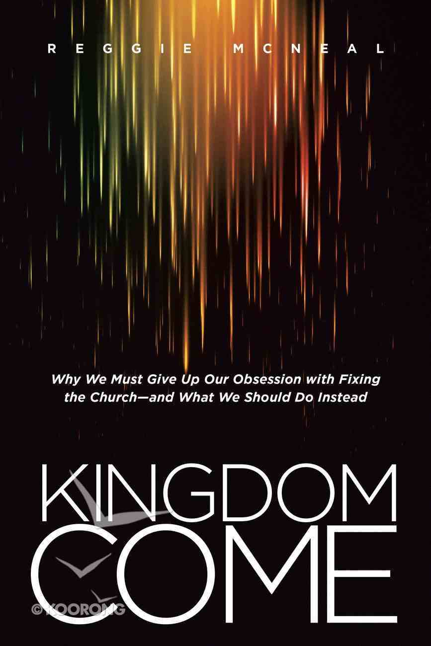 Kingdom Come eBook