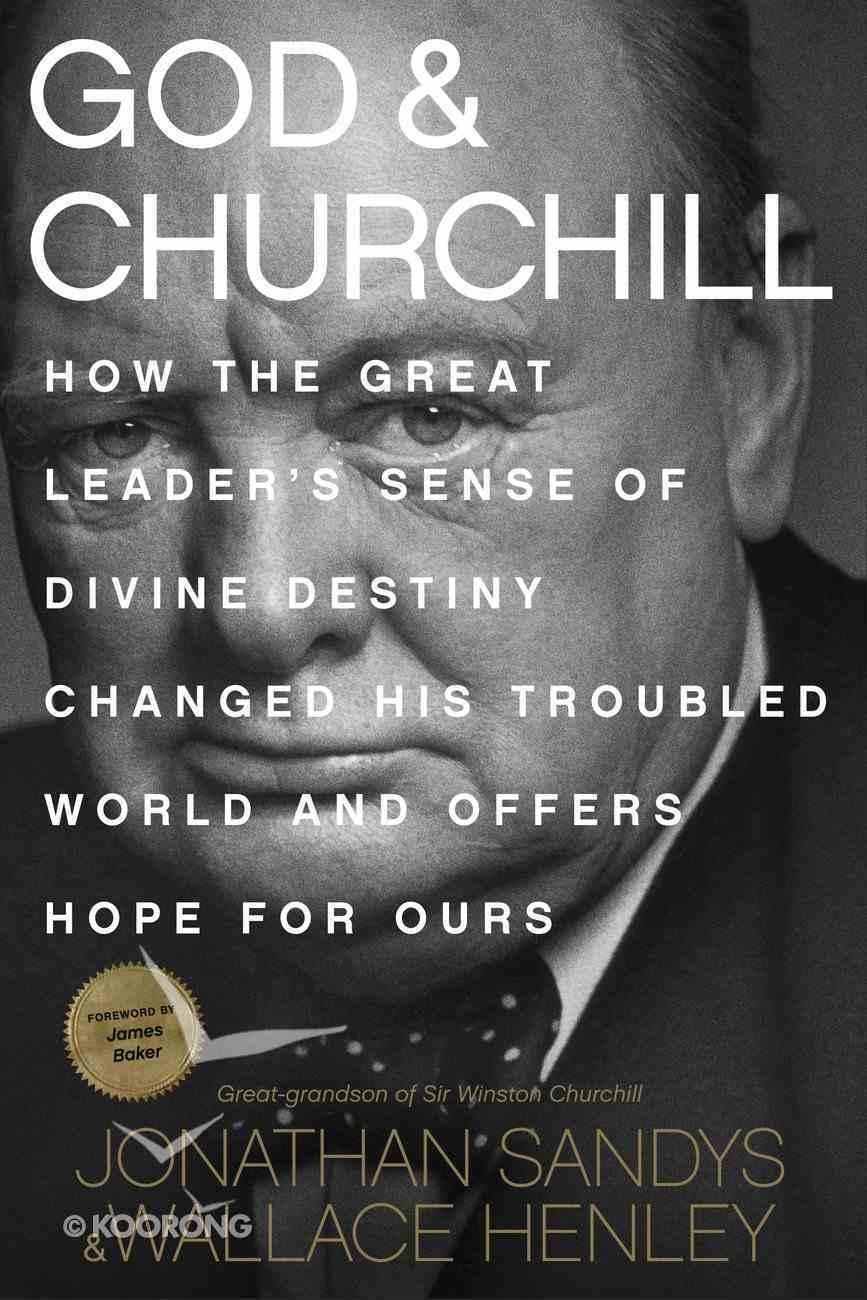 God & Churchill eBook