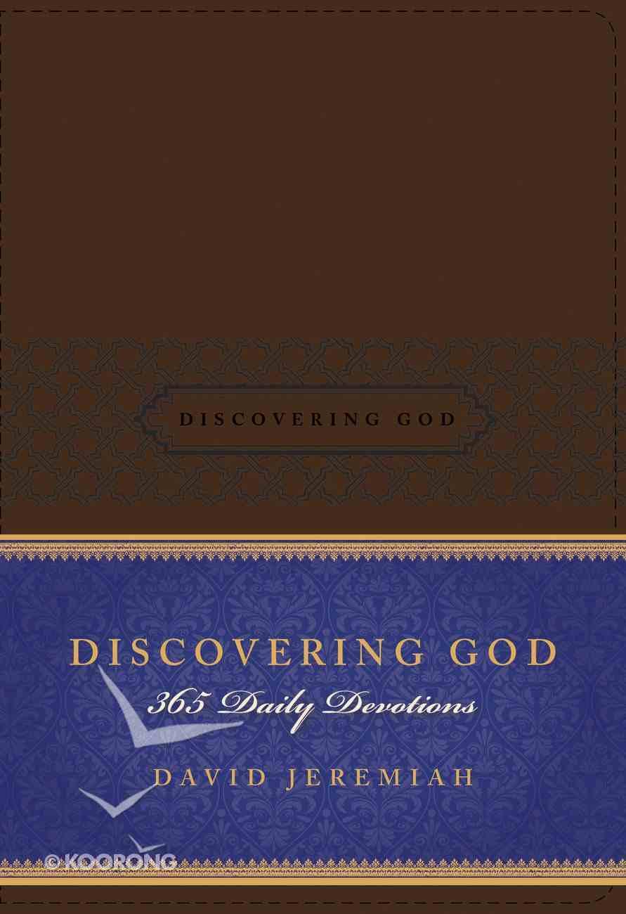 Discovering God eBook