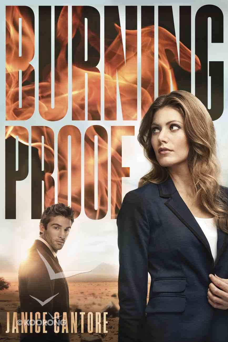Burning Proof (#02 in Cold Case Justice Series) eBook