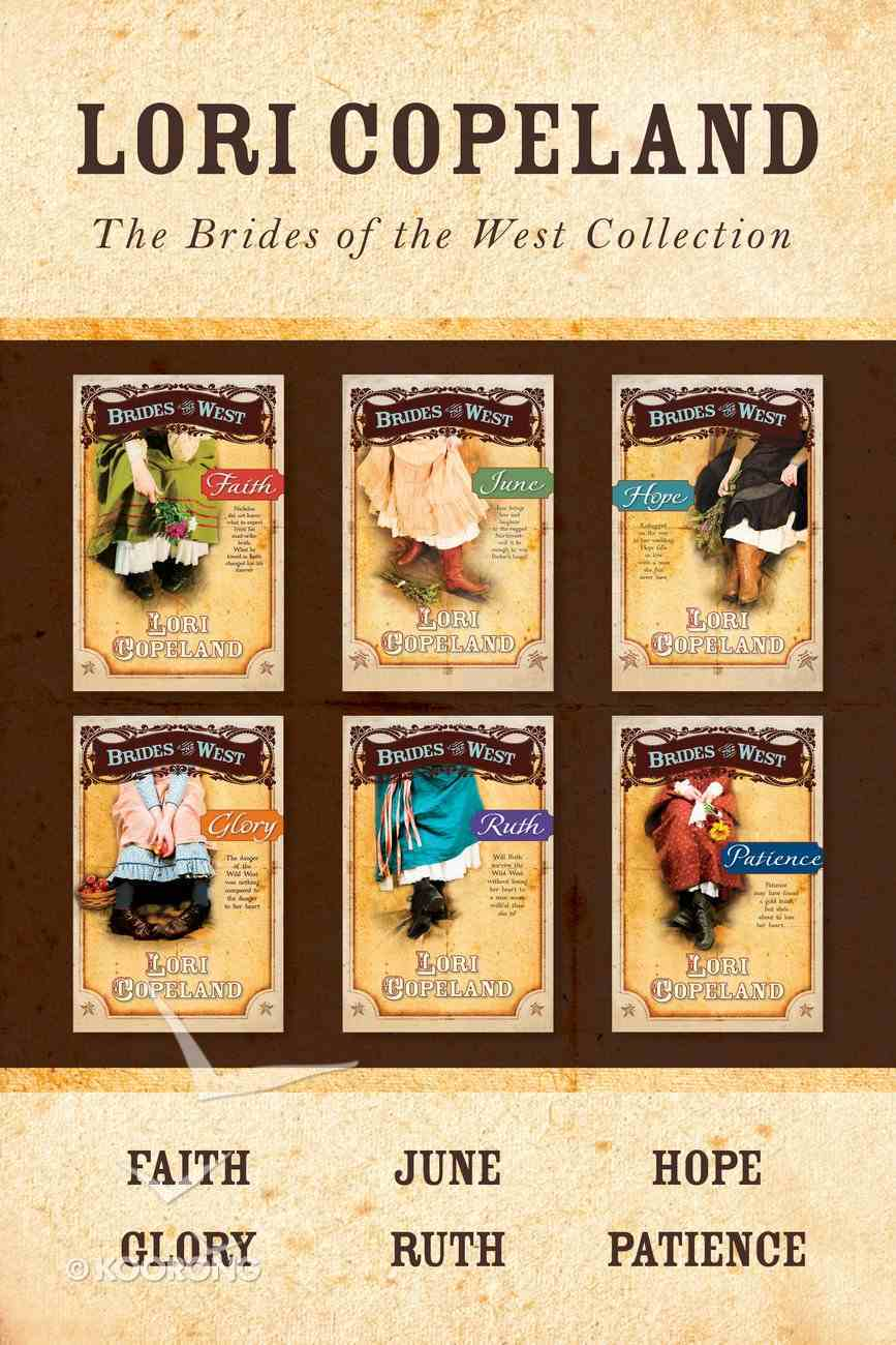 Collection (6 Volumes) (Brides Of The West Series) eBook