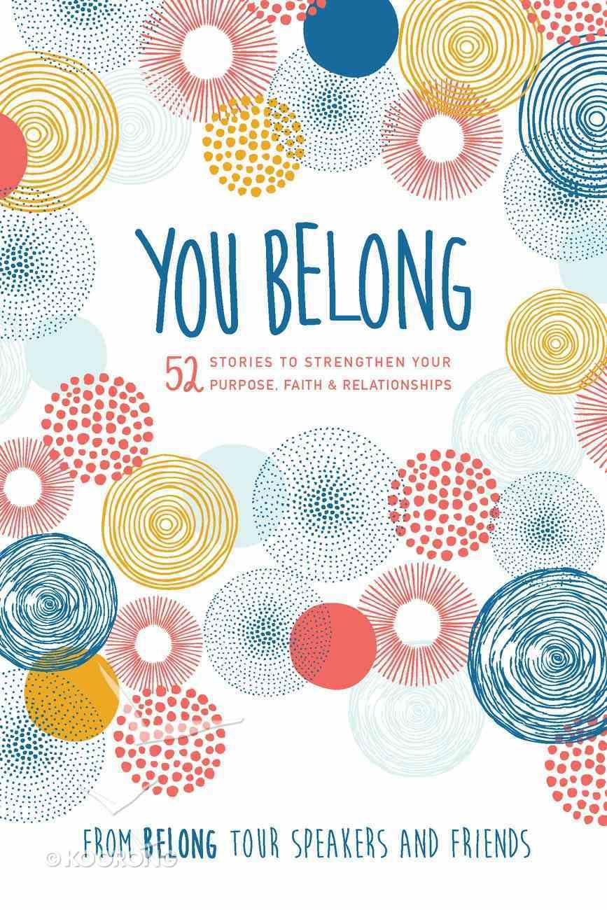 You Belong eBook