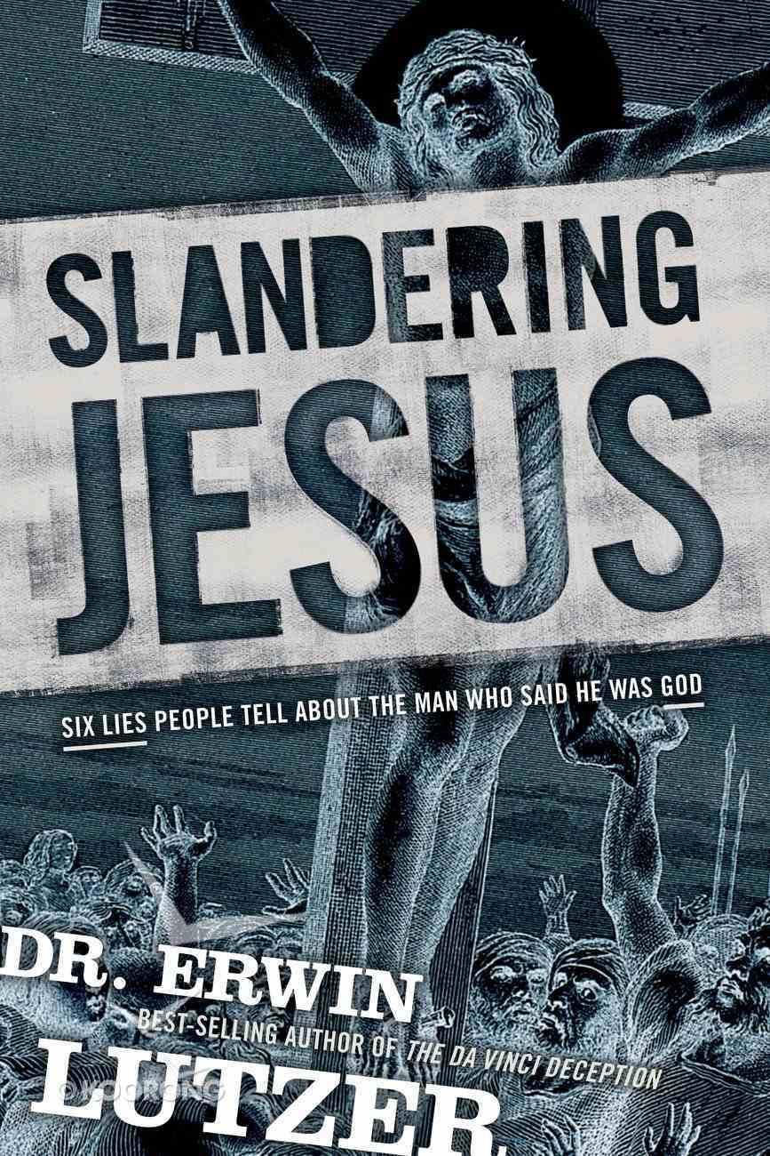 Slandering Jesus eBook