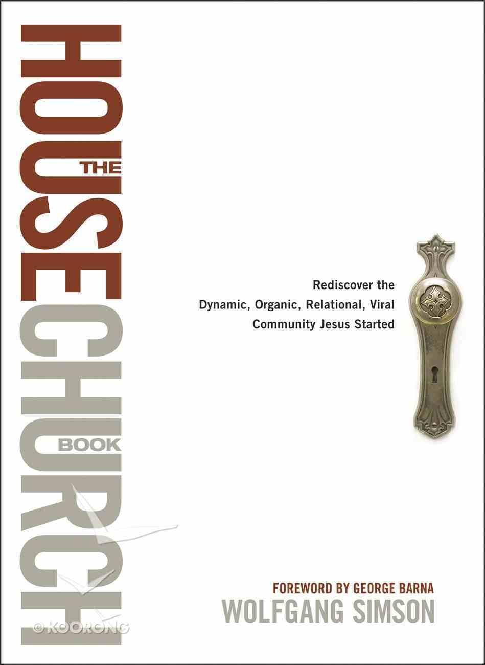 The House Church Book eBook