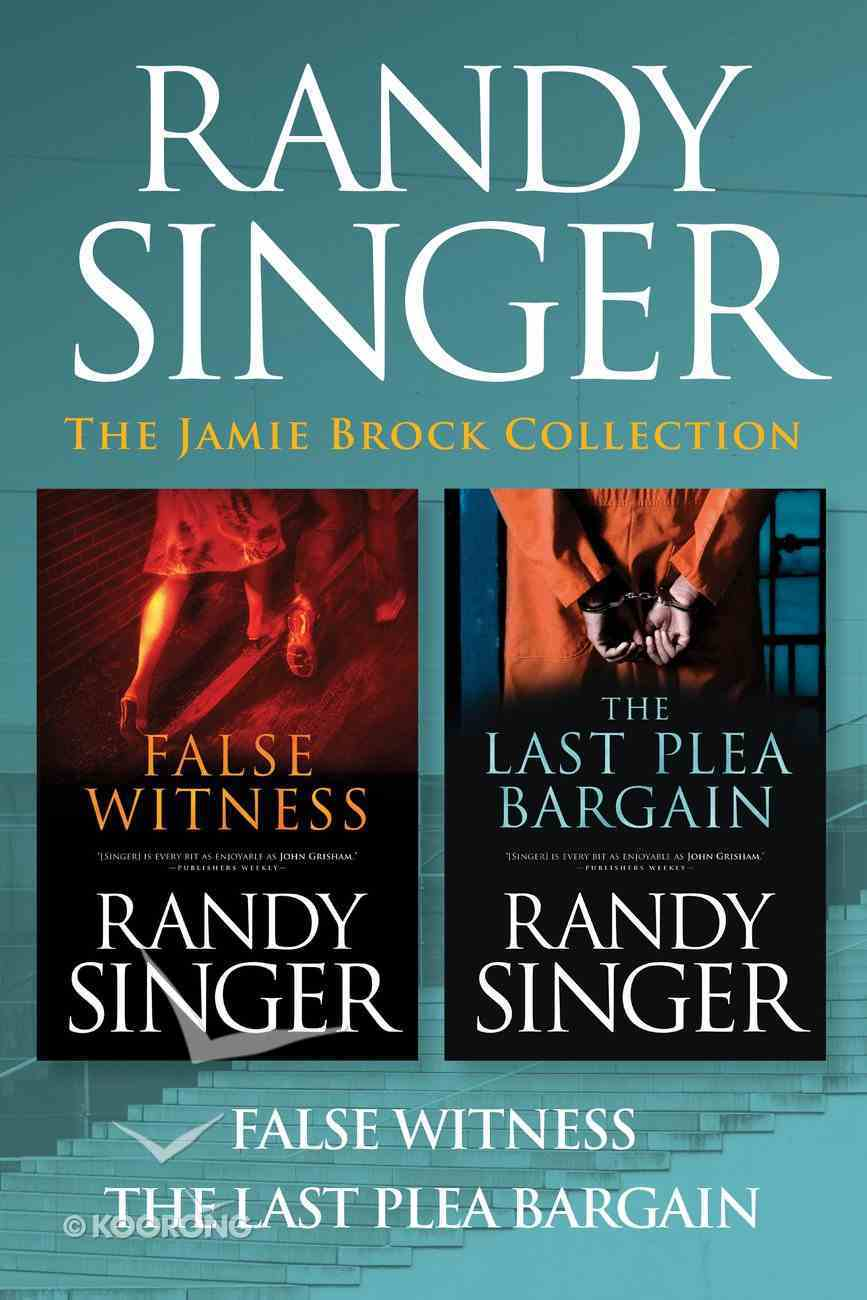 The Jamie Brock Collection eBook