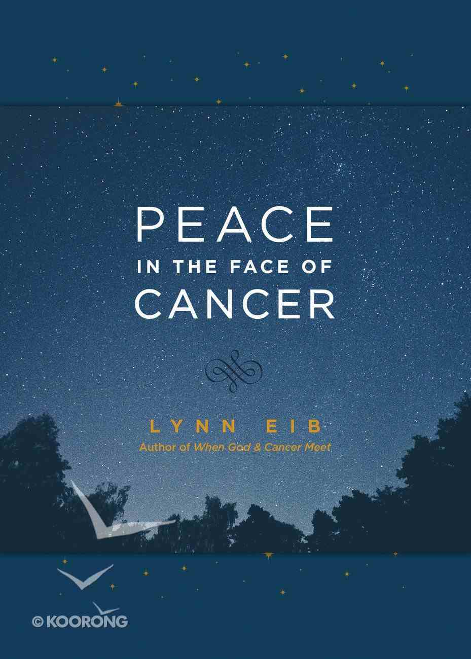 Peace in the Face of Cancer eBook