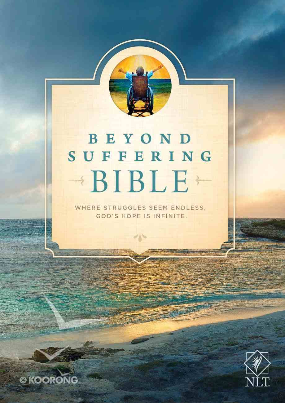 Beyond Suffering Bible NLT eBook