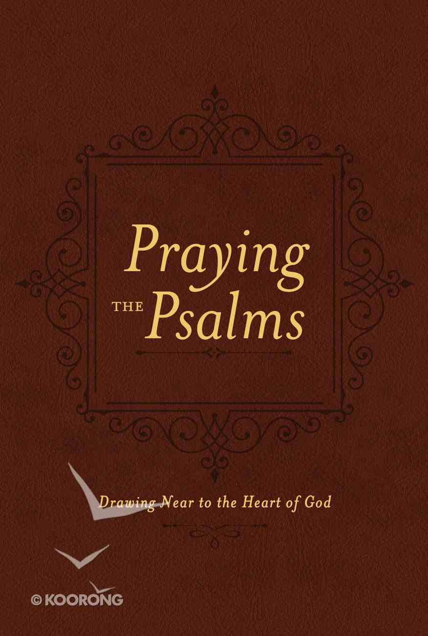 Praying the Psalms eBook