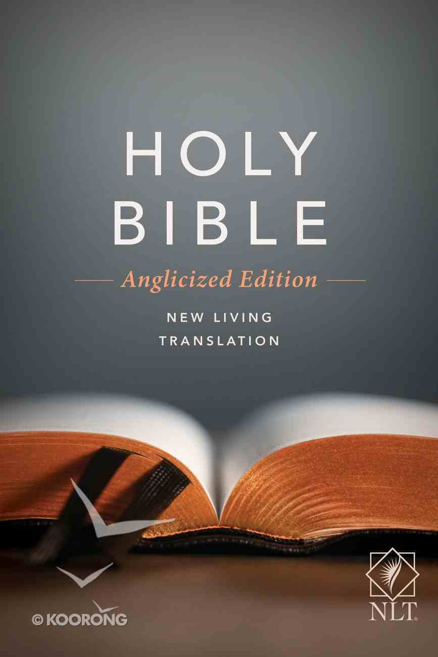 NLT Anglicized Holy Bible Text Edition eBook