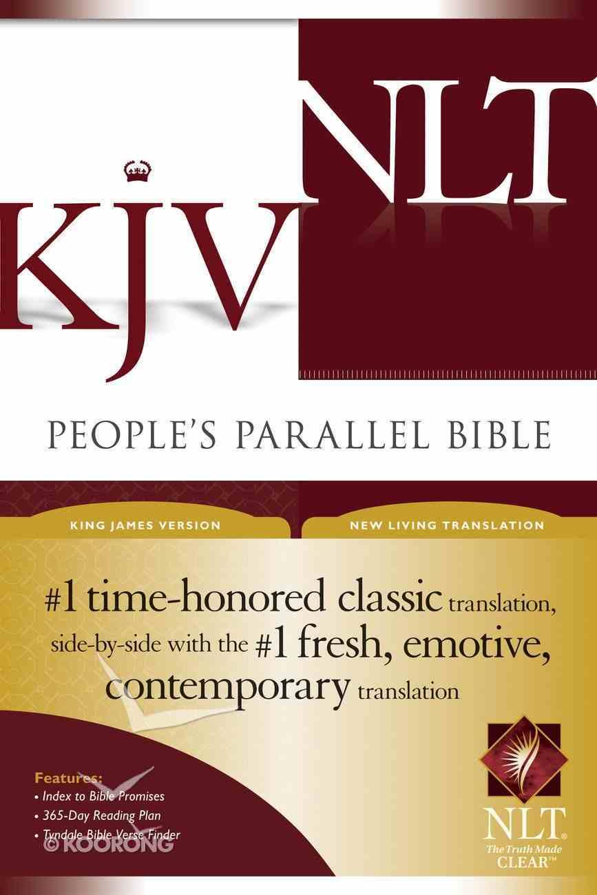 Kjv/Nlt People's Parallel Bible eBook
