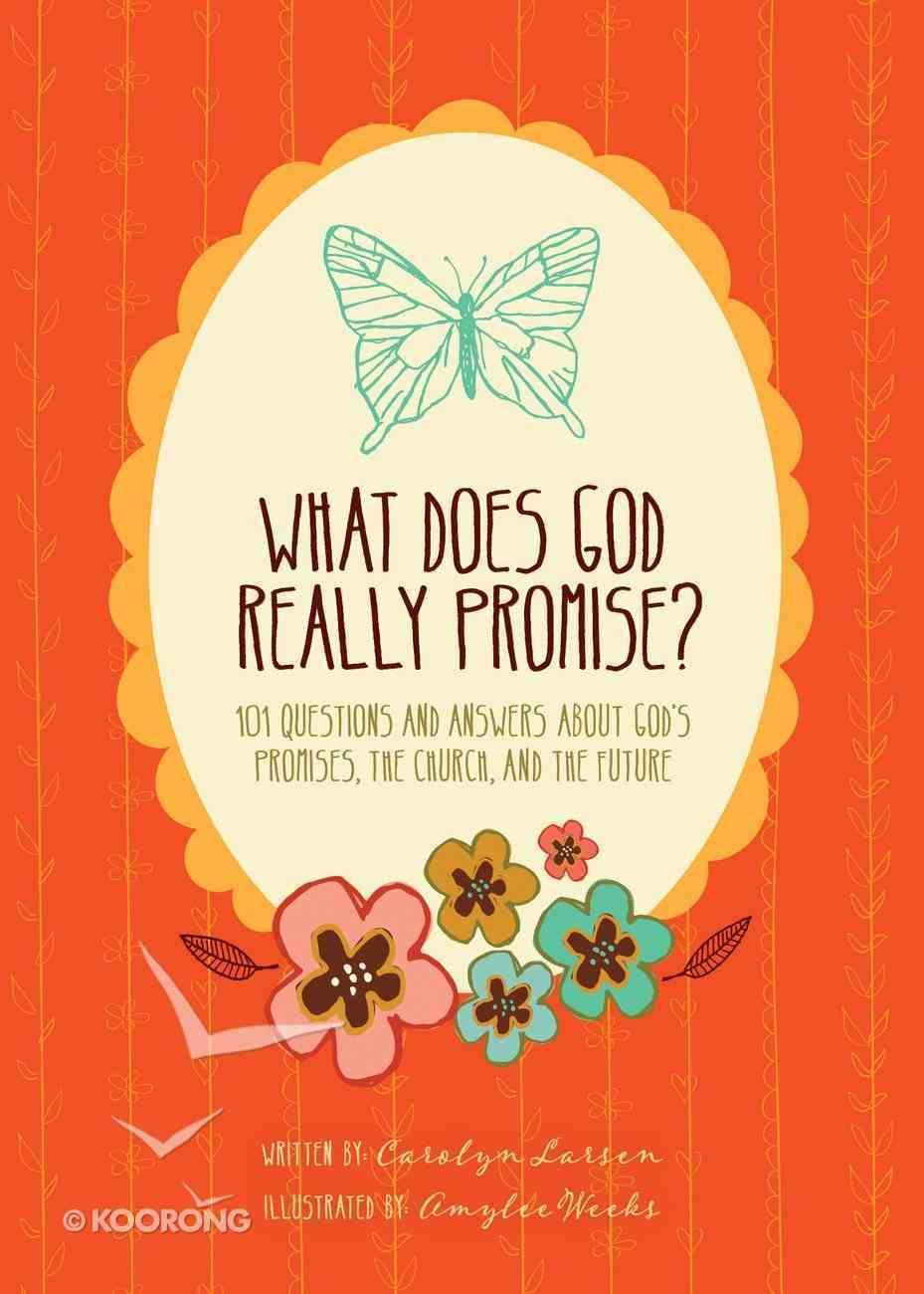 What Does God Really Promise? eBook