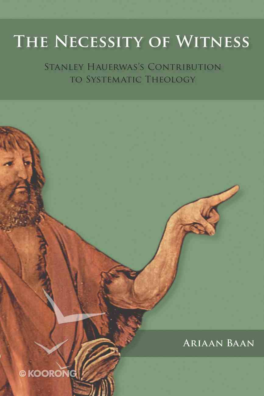 The Necessity of Witness eBook