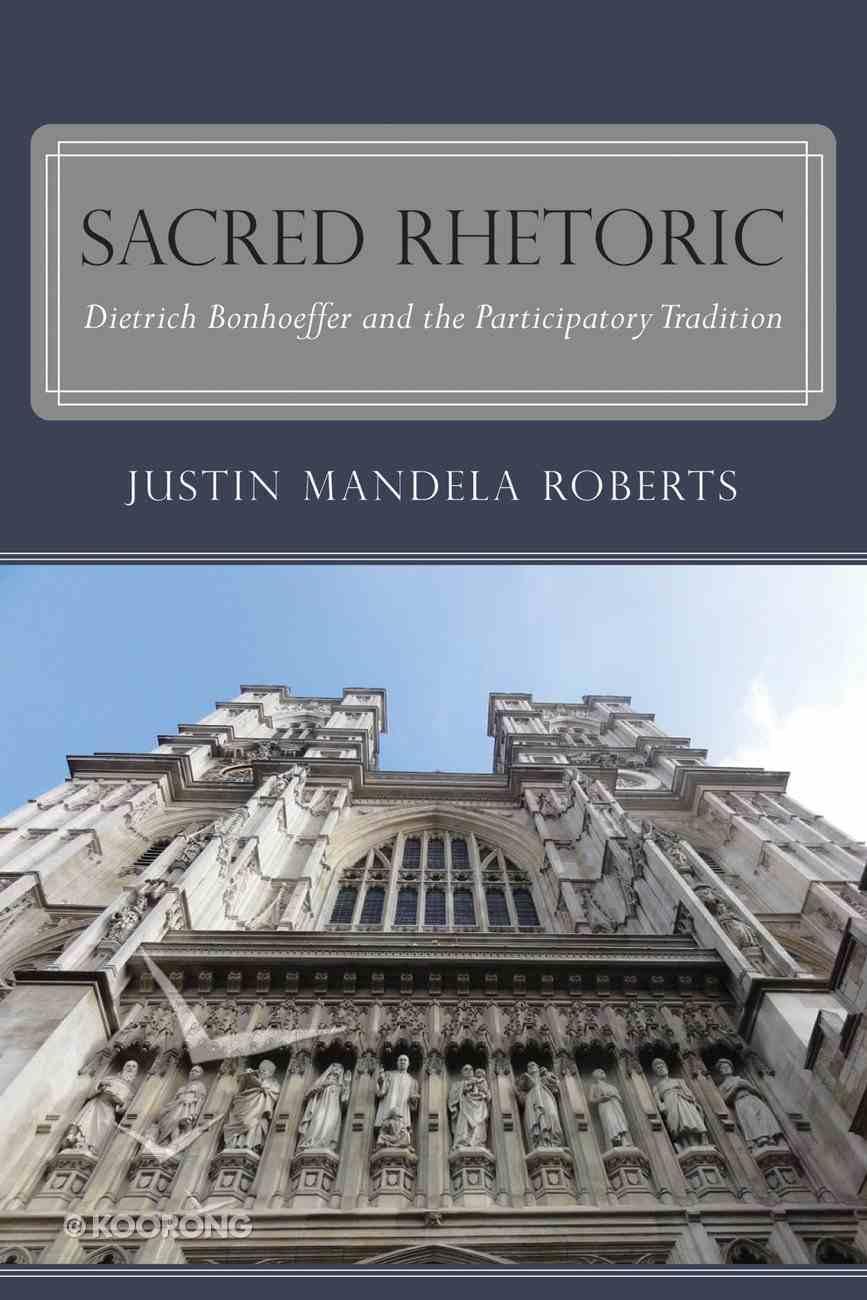 Sacred Rhetoric eBook