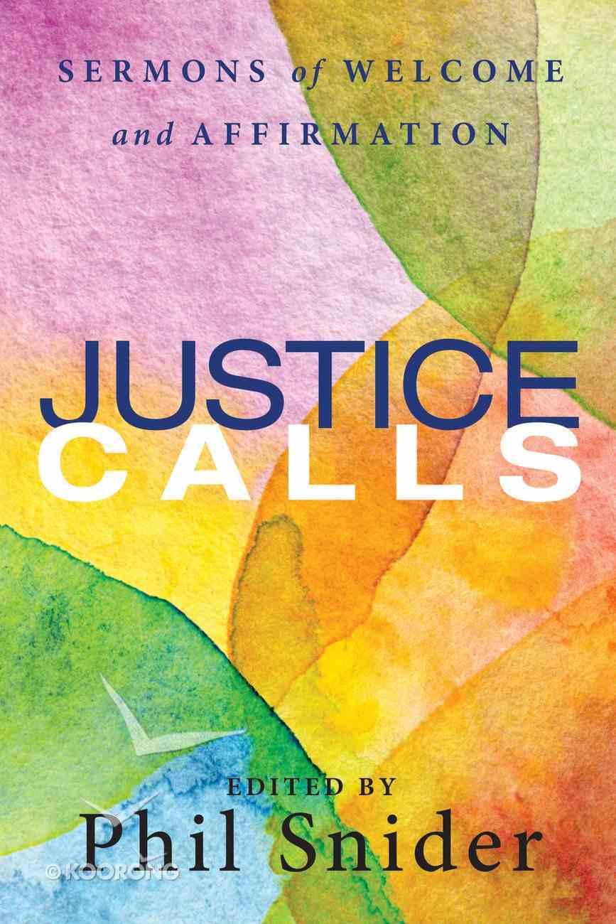 Justice Calls eBook
