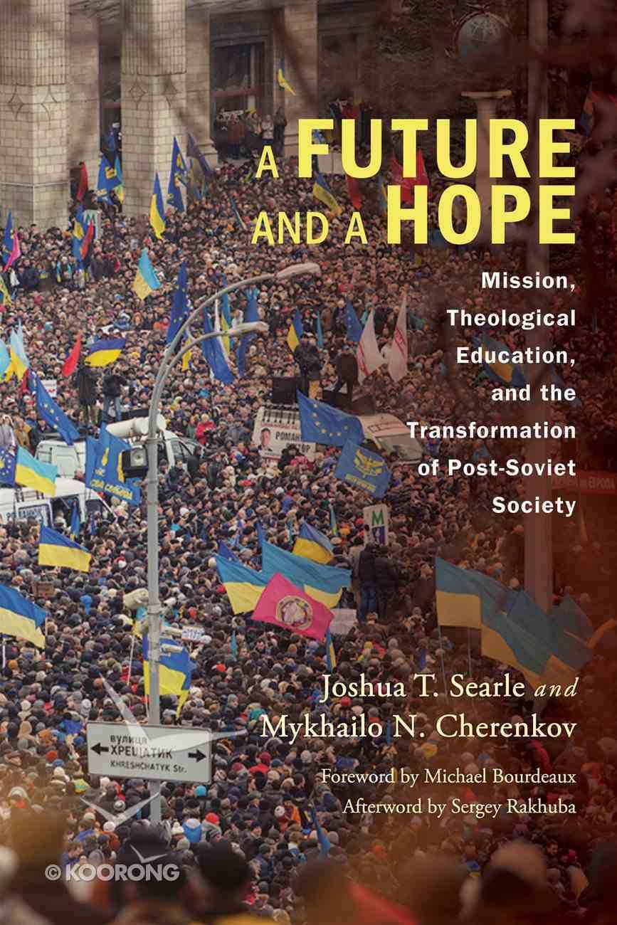 A Future and a Hope eBook
