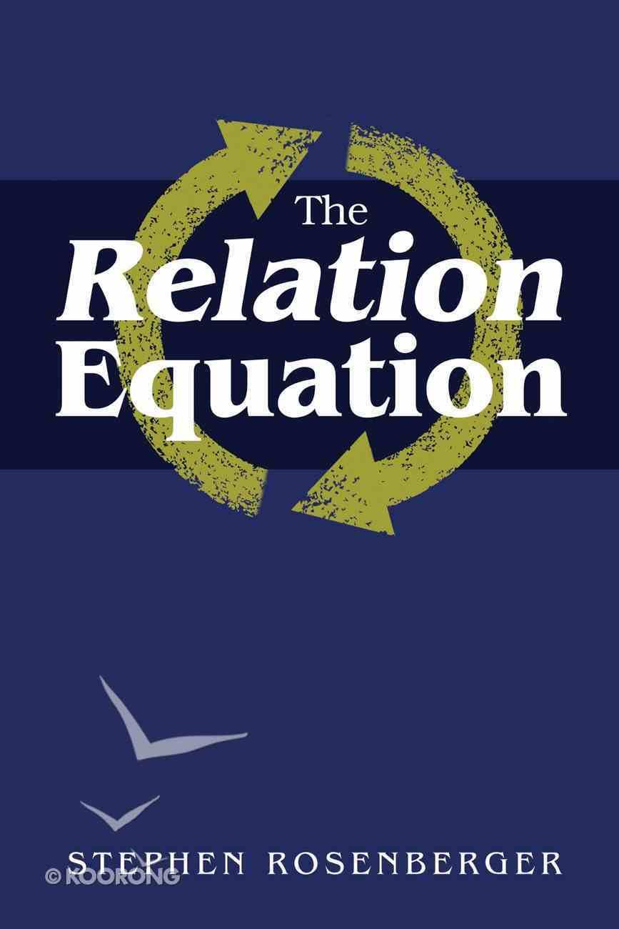 The Relation Equation eBook
