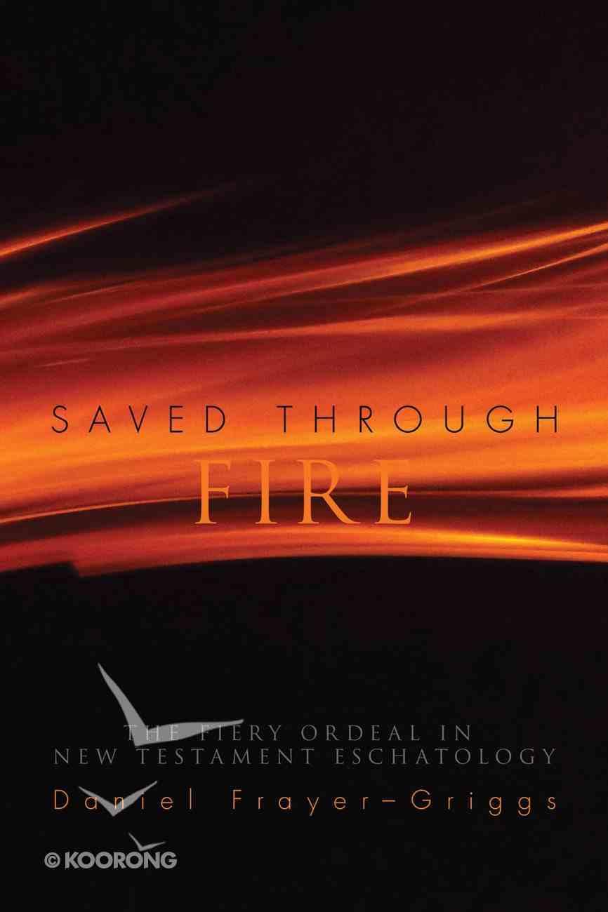 Saved Through Fire eBook