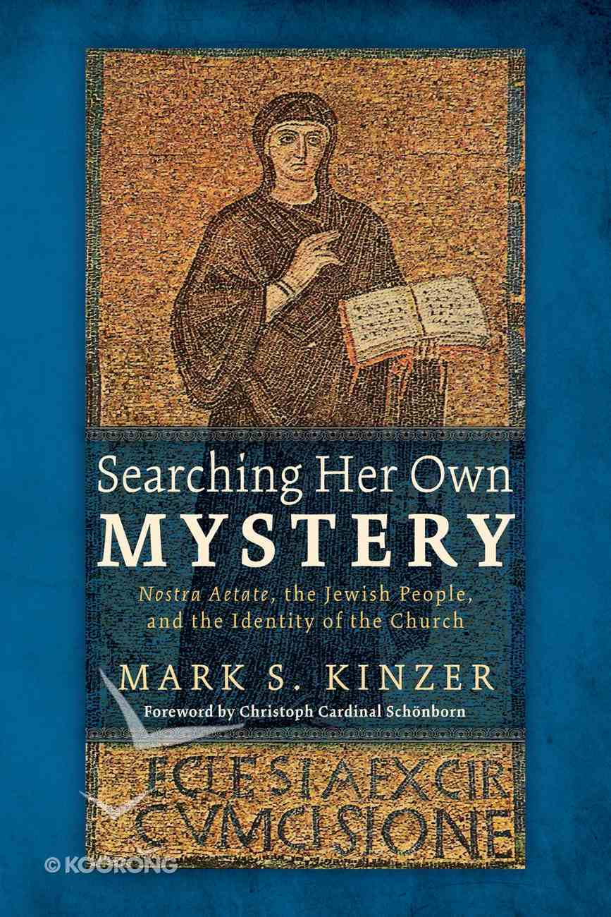 Searching Her Own Mystery eBook