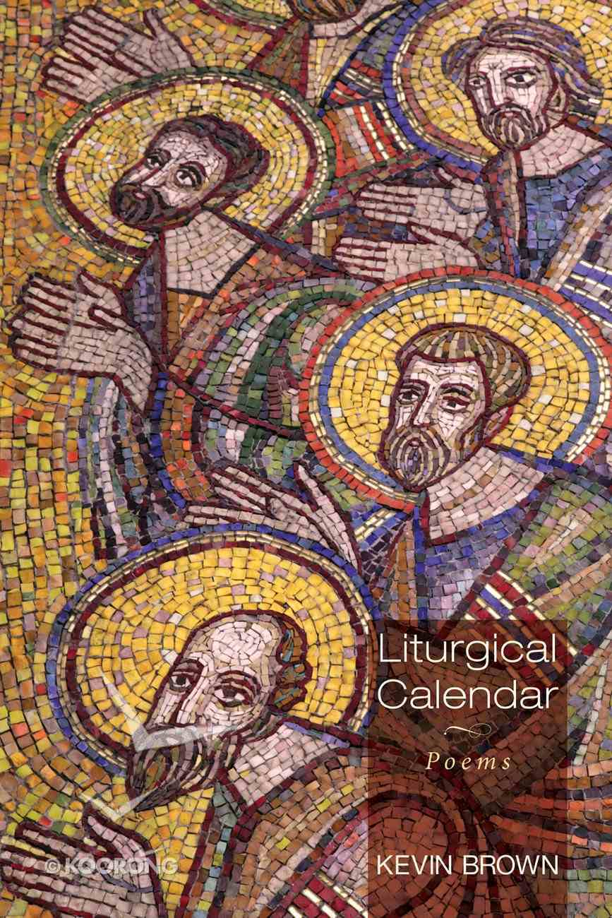 Liturgical Calendar eBook