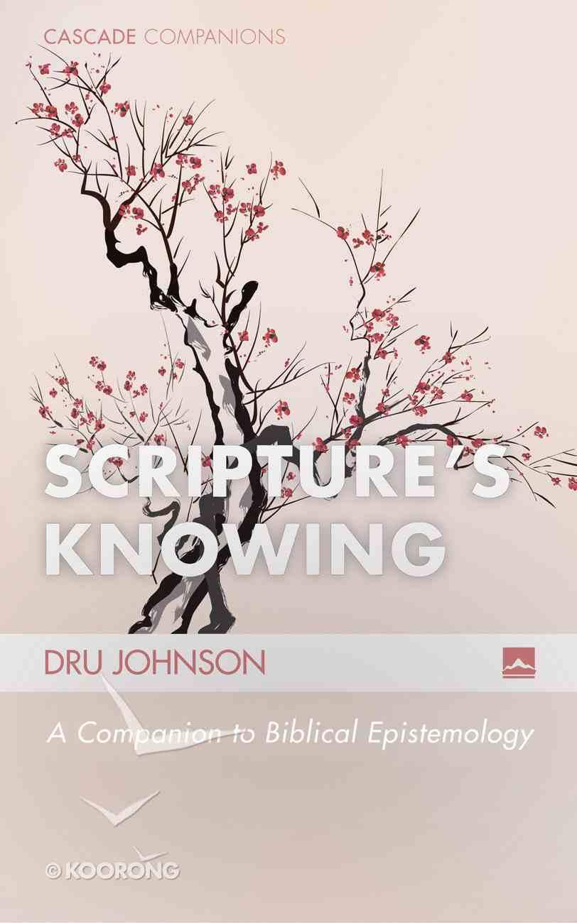 Scripture's Knowing eBook