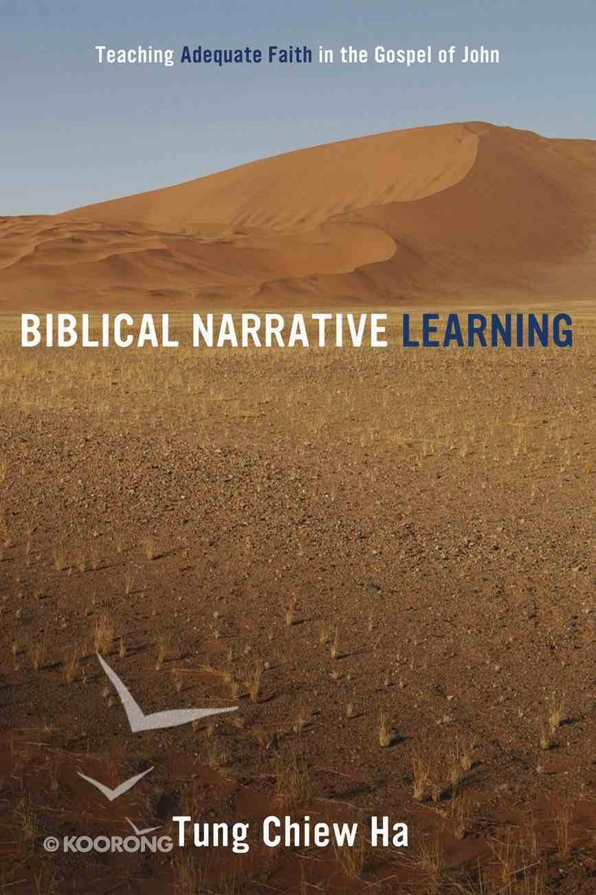 Biblical Narrative Learning eBook