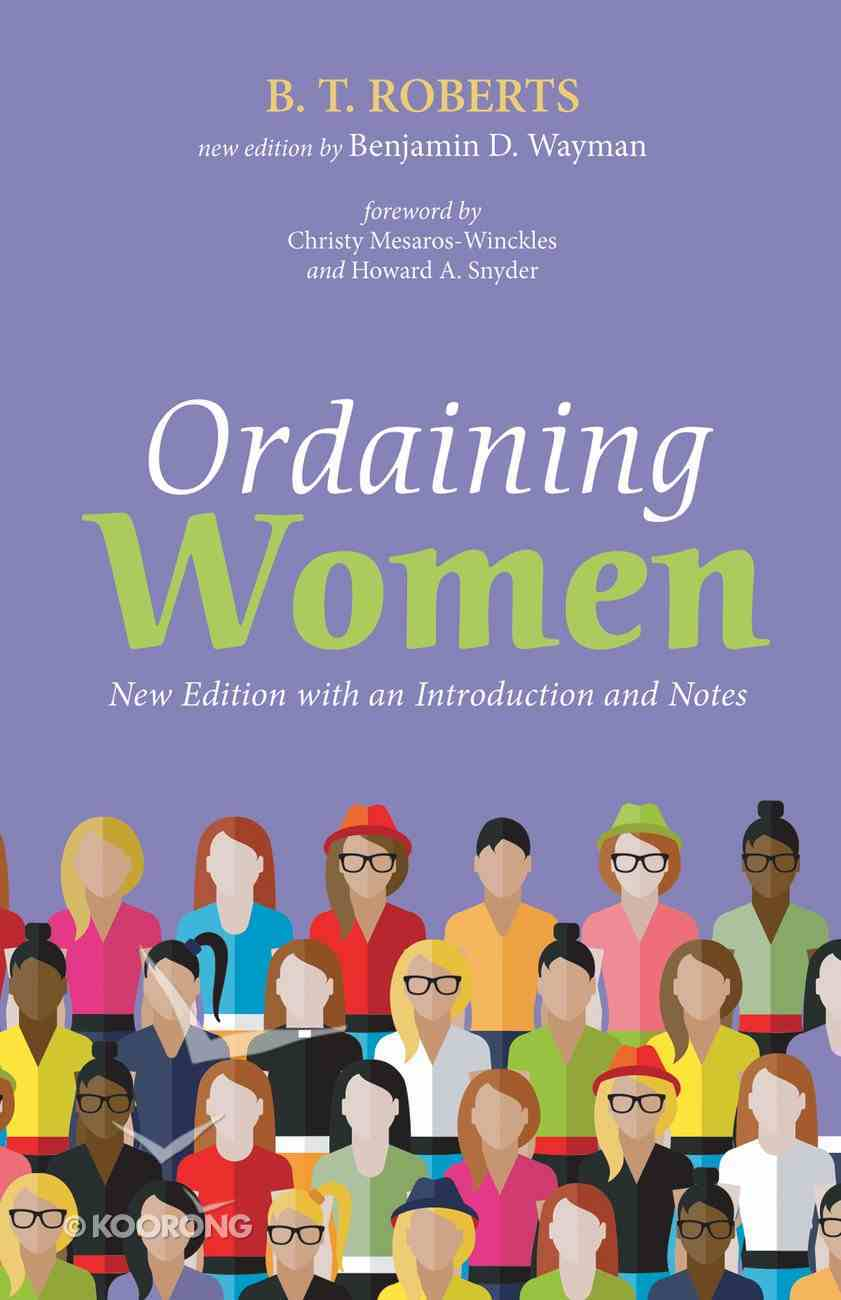 Ordaining Women eBook