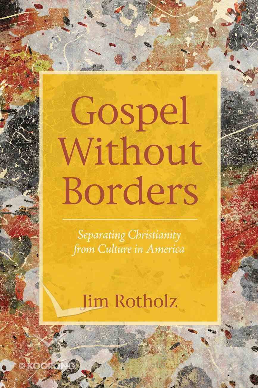 Gospel Without Borders eBook