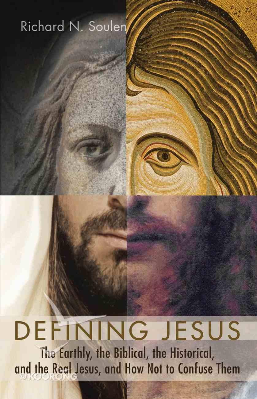Defining Jesus eBook