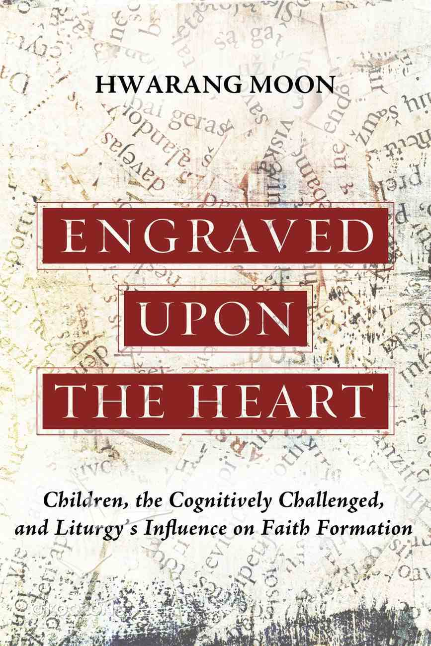 Engraved Upon the Heart eBook