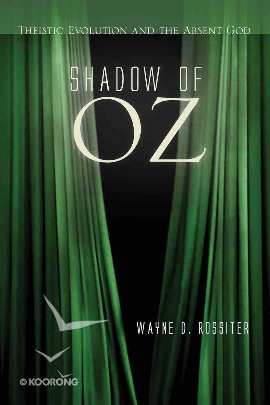 Shadow of Oz eBook