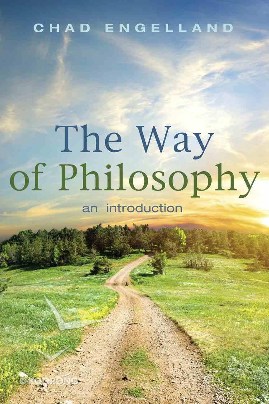 The Way of Philosophy eBook