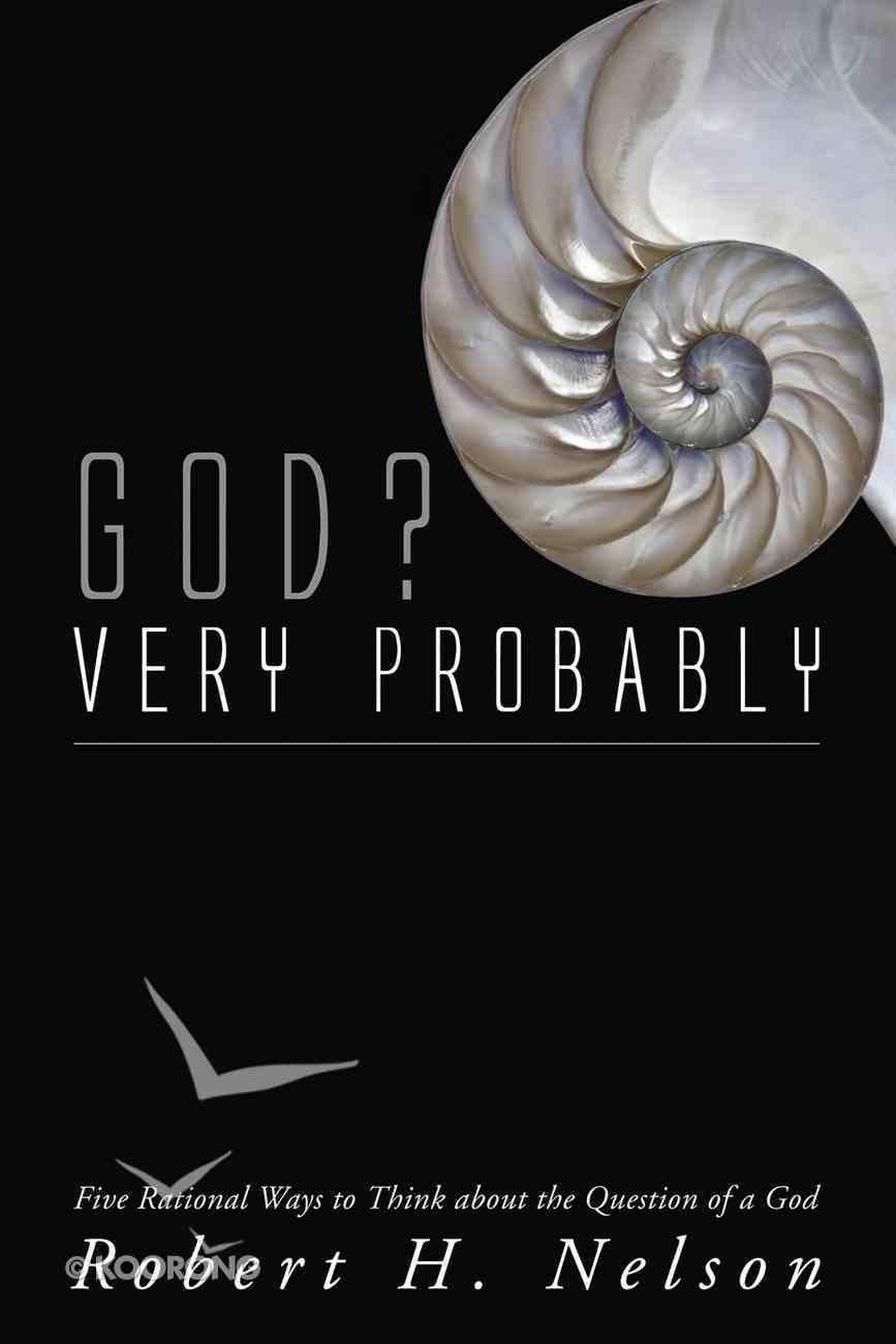 God? Very Probably eBook