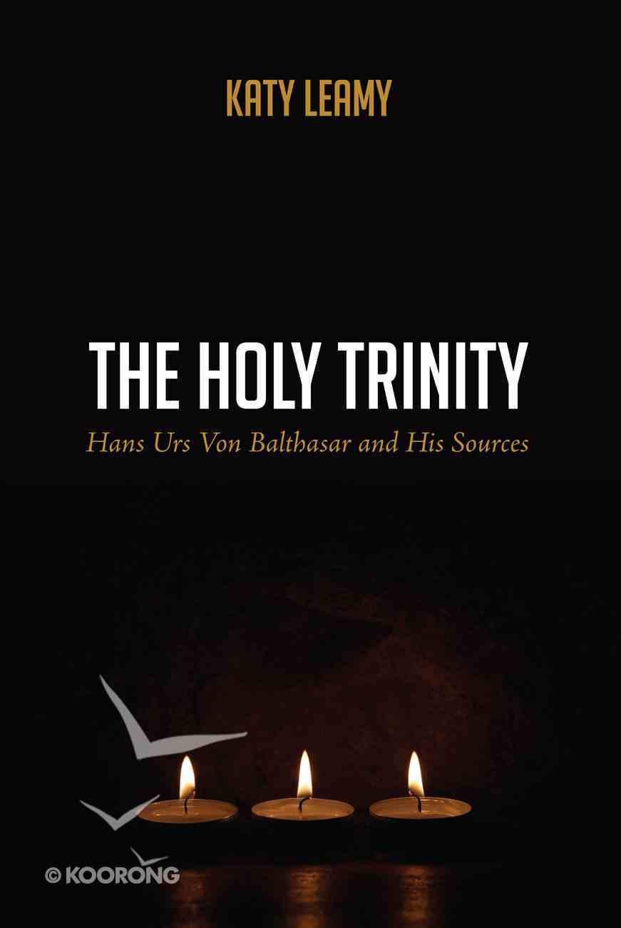 The Holy Trinity eBook