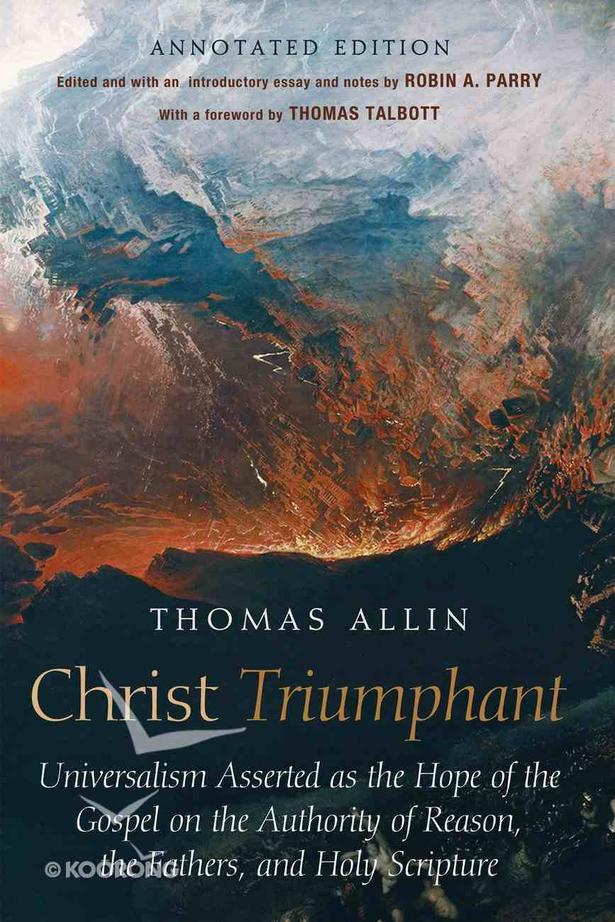 Christ Triumphant eBook
