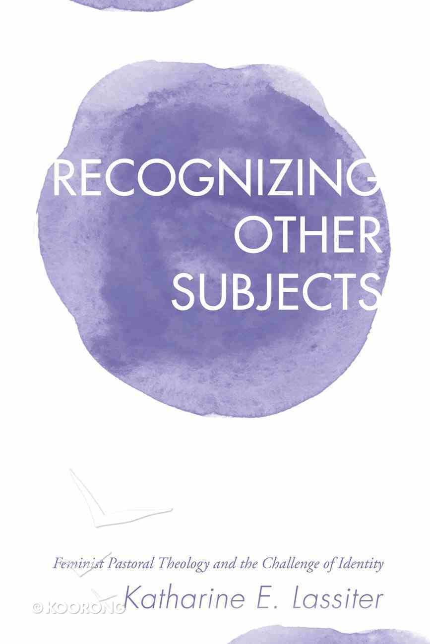 Recognizing Other Subjects eBook