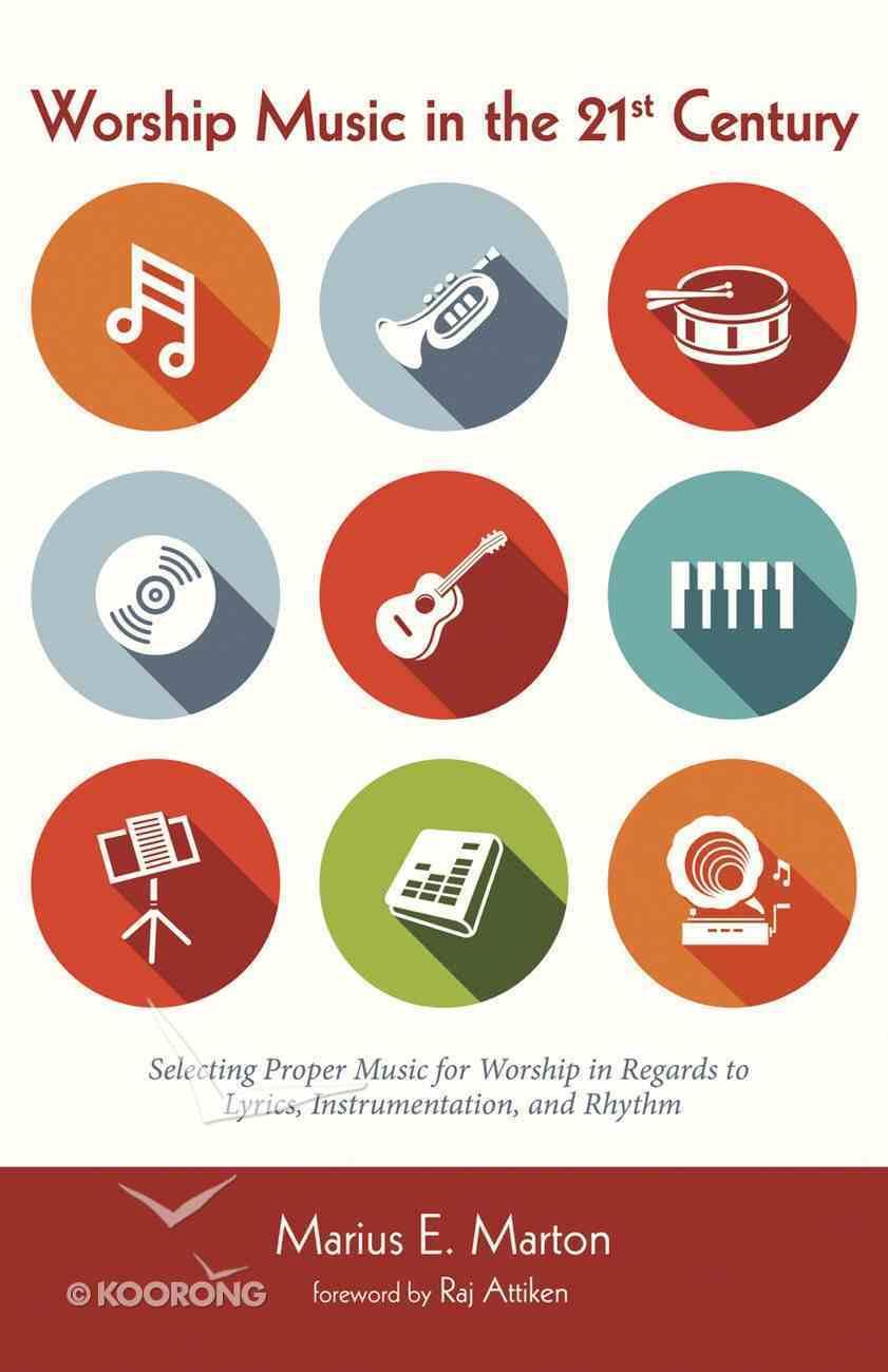 Worship Music in the 21St Century eBook