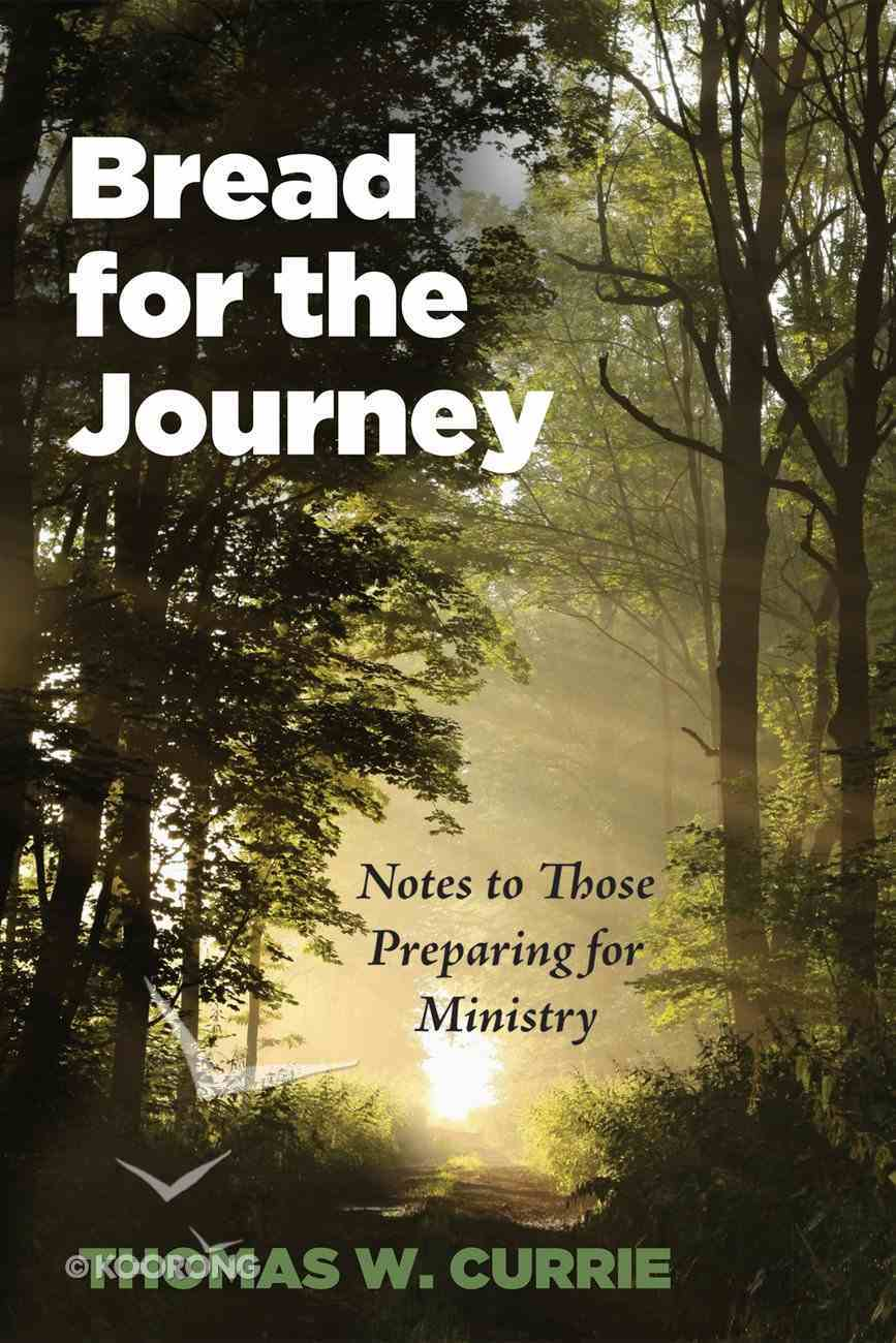 Bread For the Journey eBook