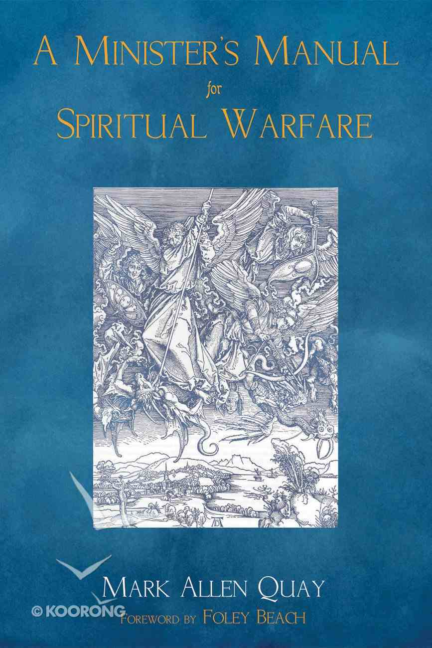 A Minister's Manual For Spiritual Warfare eBook