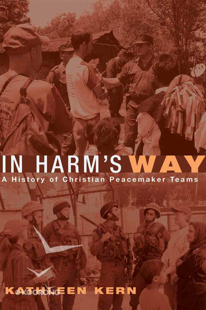 In Harm's Way eBook
