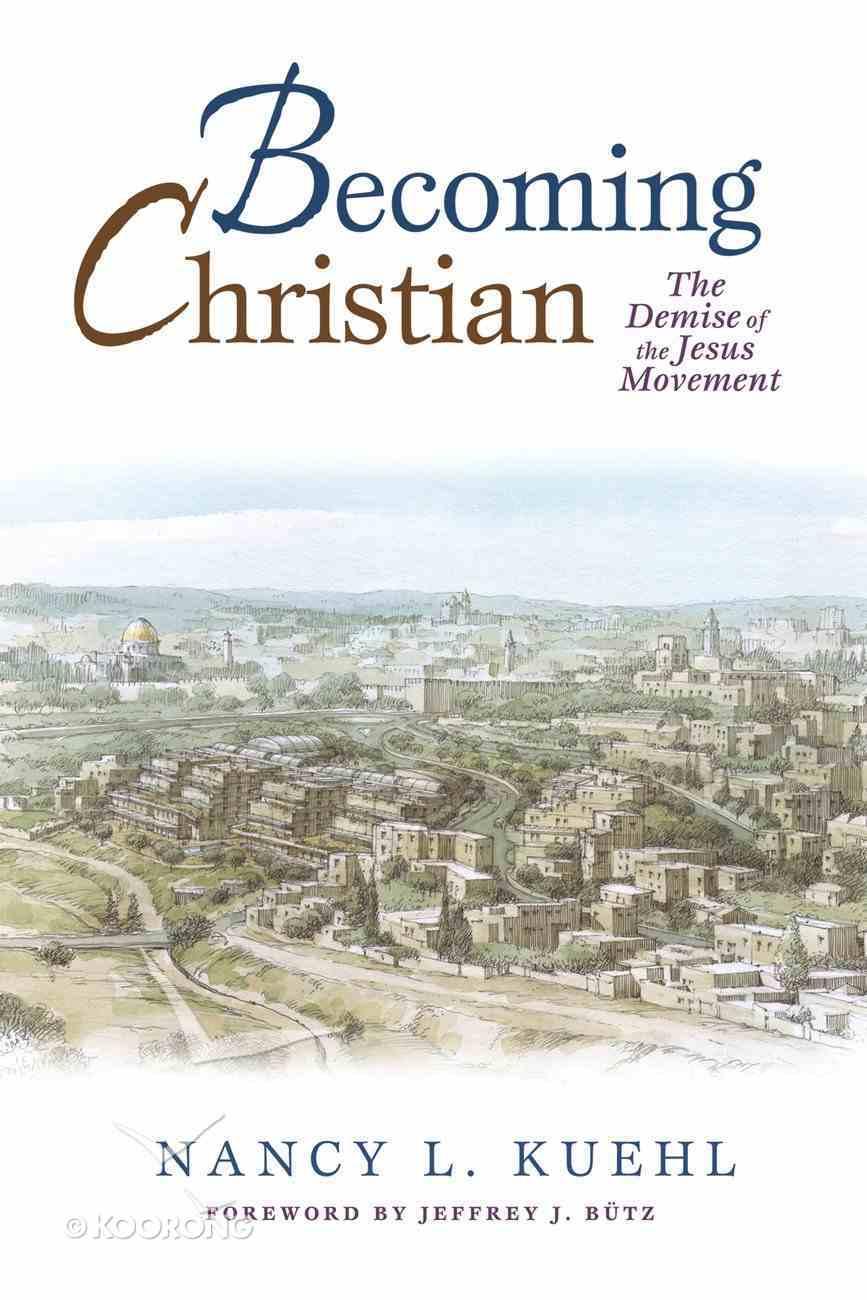 Becoming Christian eBook