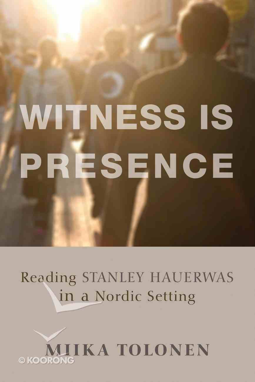 Witness is Presence eBook