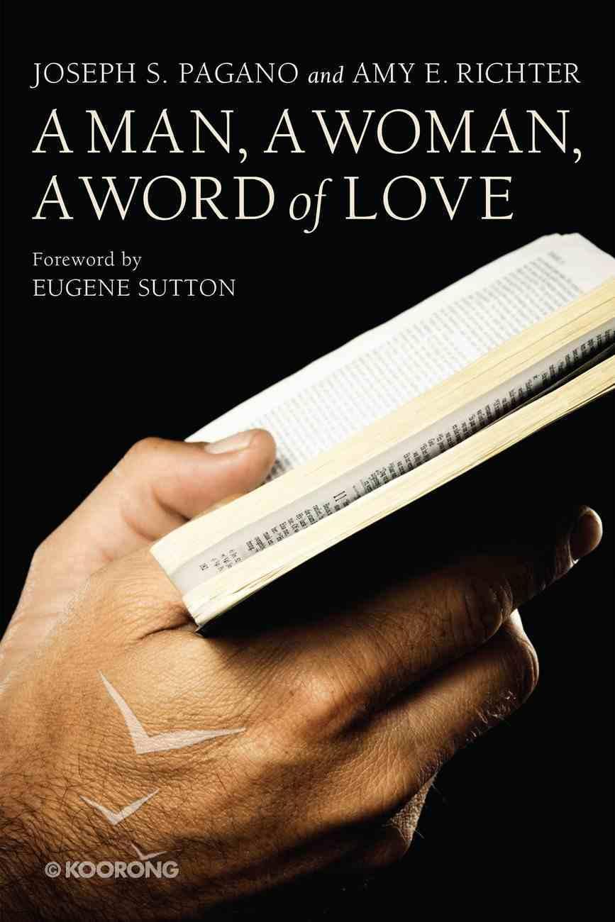 A Man, a Woman, a Word of Love eBook
