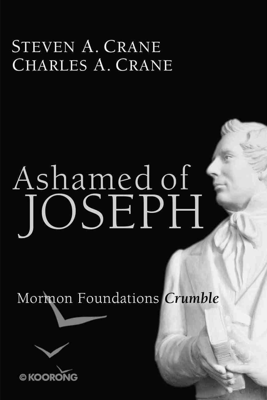 Ashamed of Joseph eBook