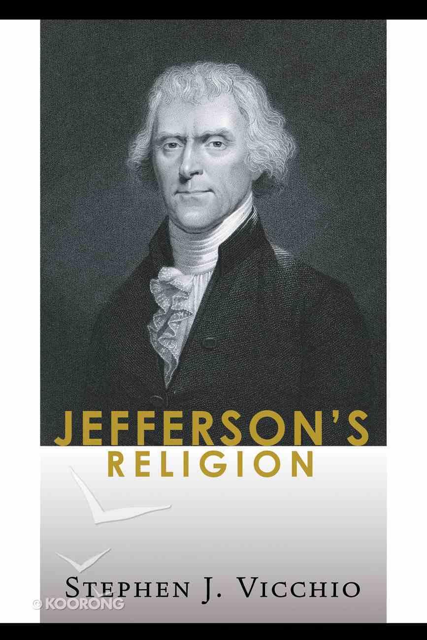 Jefferson's Religion eBook