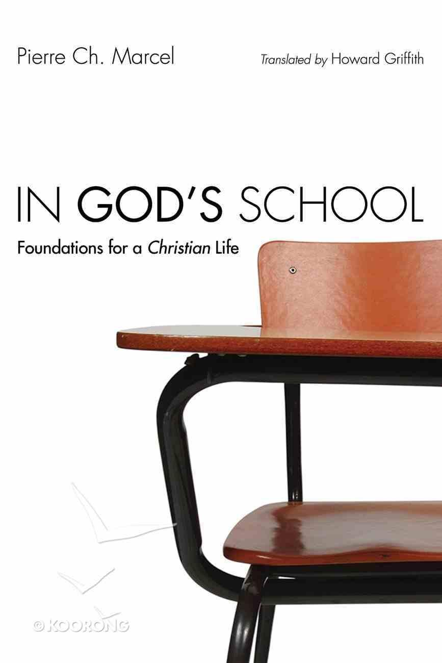 In God's School eBook