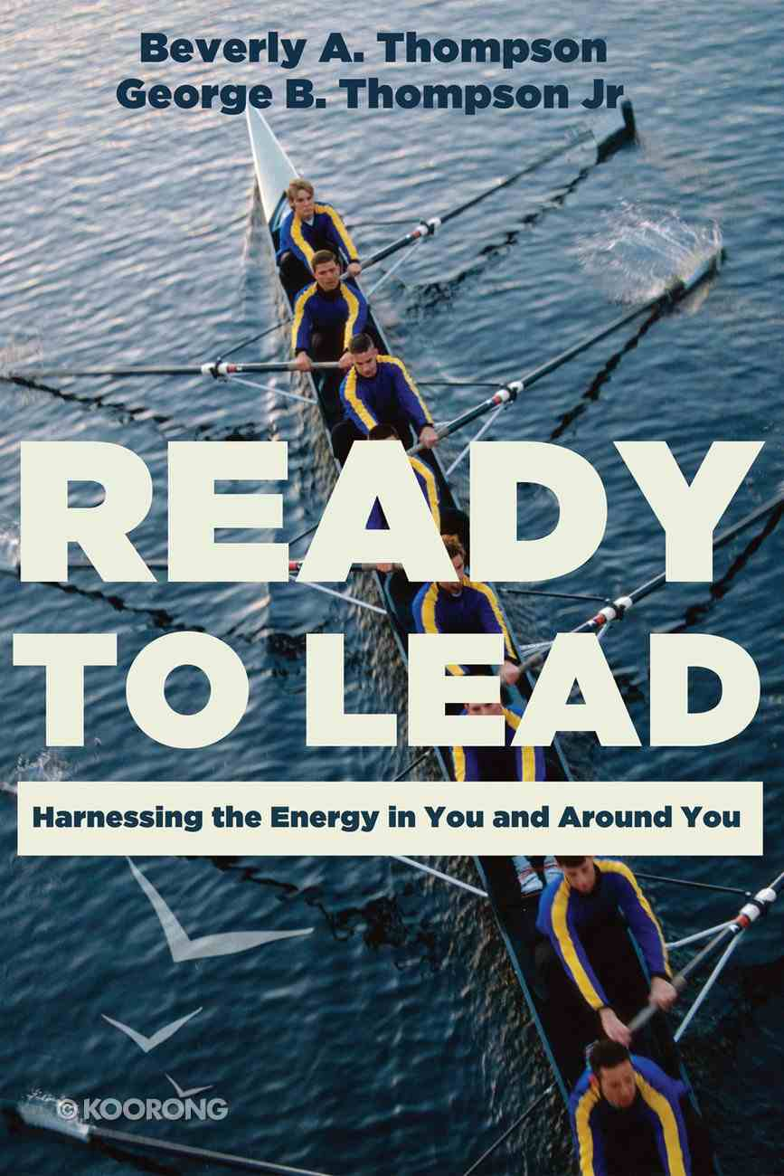 Ready to Lead eBook
