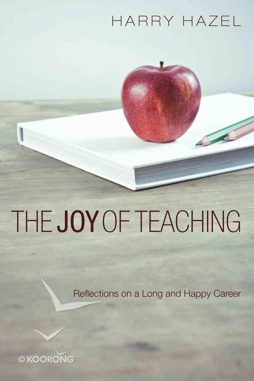 The Joy of Teaching eBook